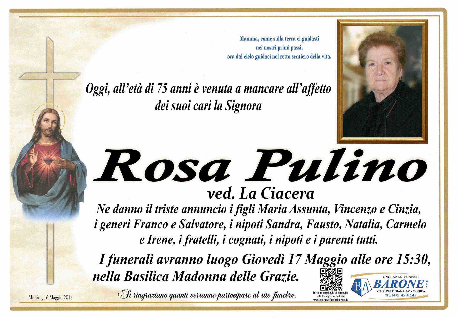 Rosa Pulino