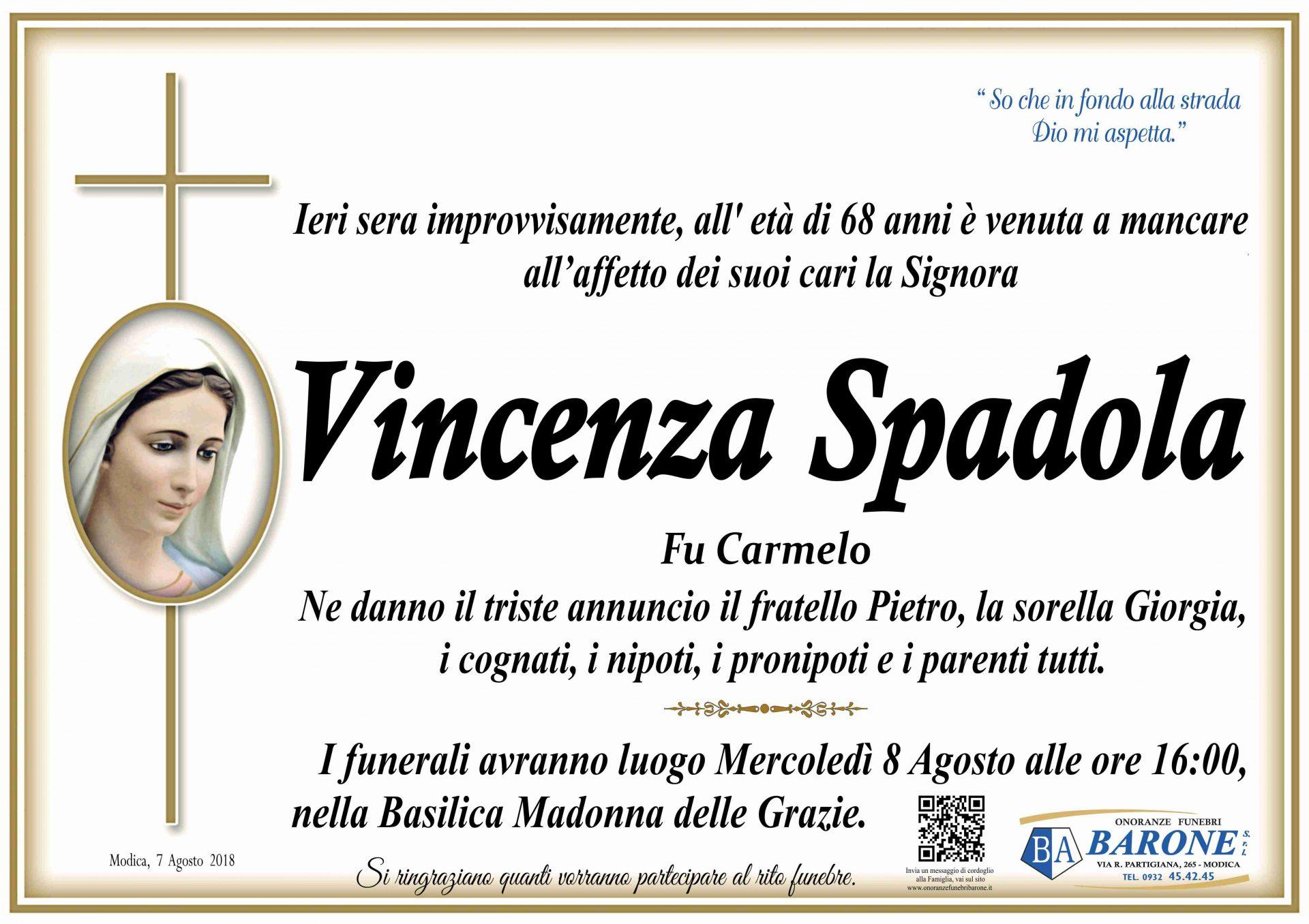 Vincenza Spadola