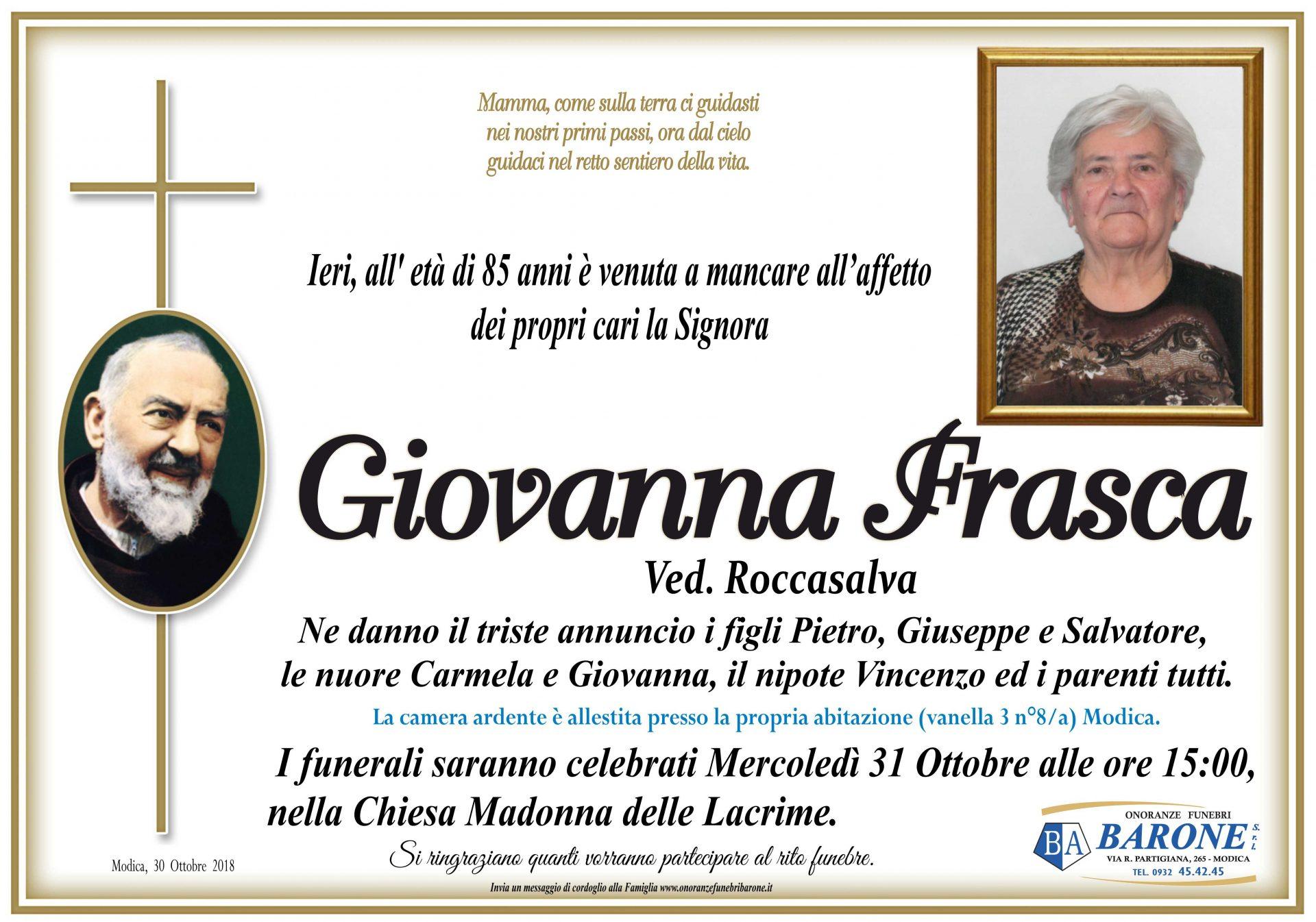 Giovanna Frasca