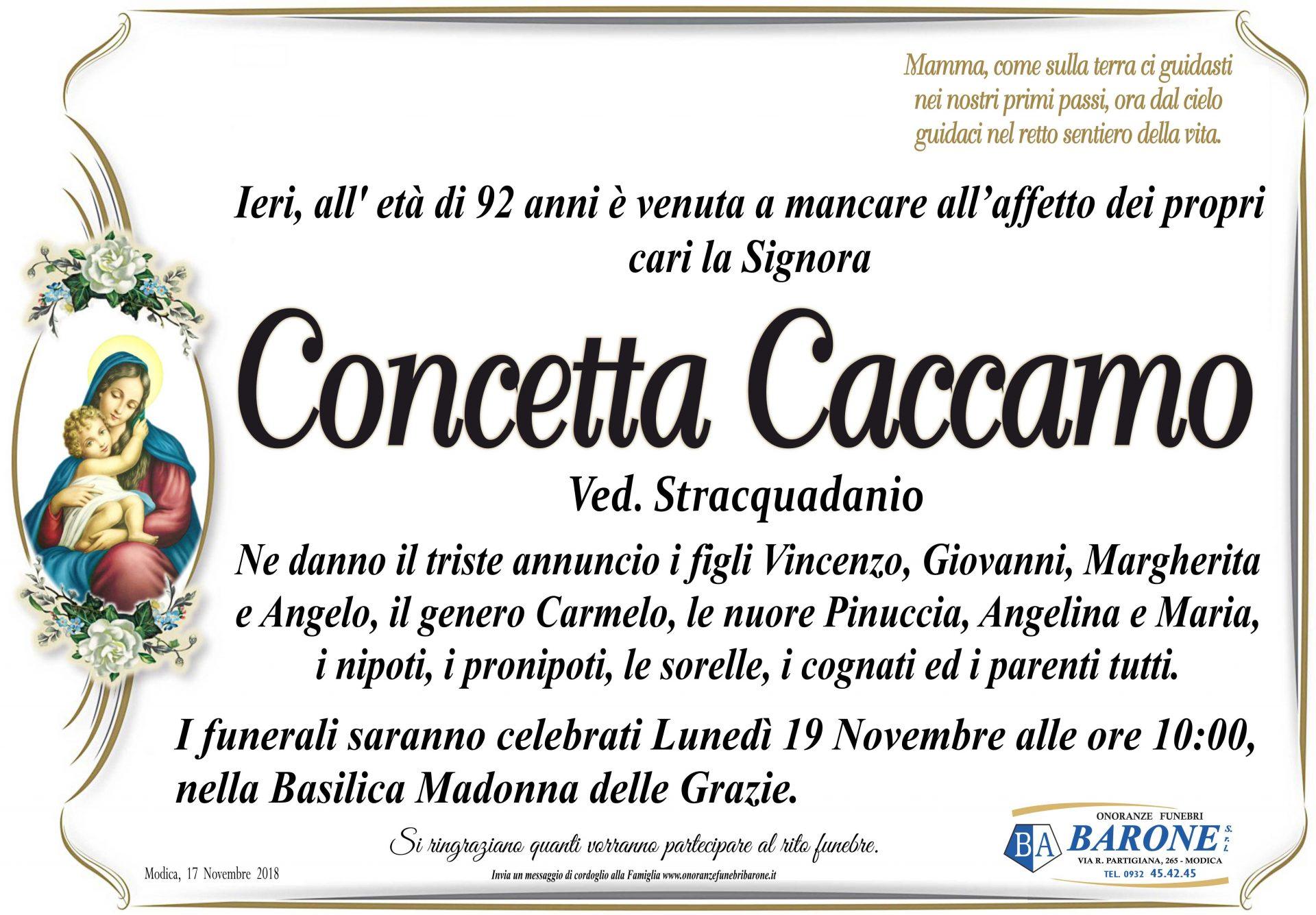 Concetta Caccamo