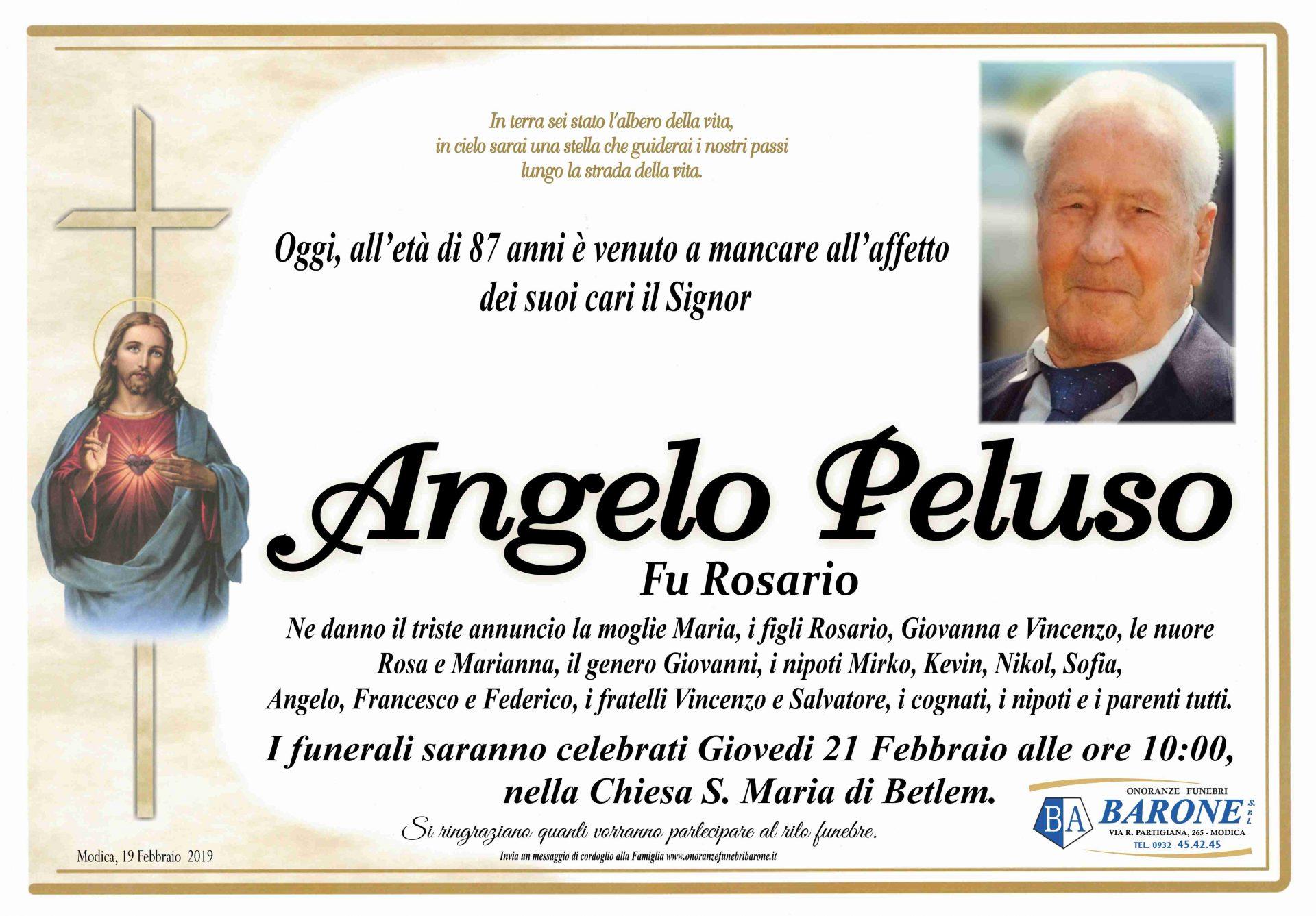 Angelo Peluso