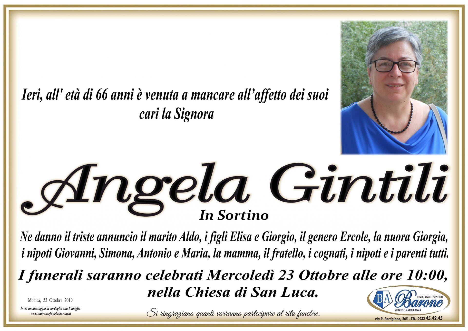 Angela Gintili