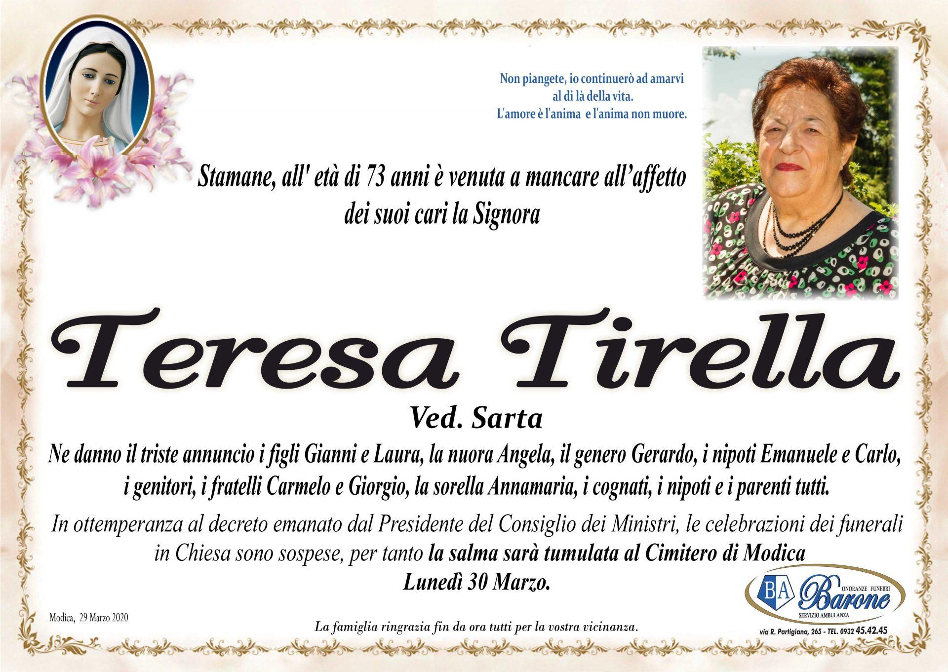 Teresa Tirella