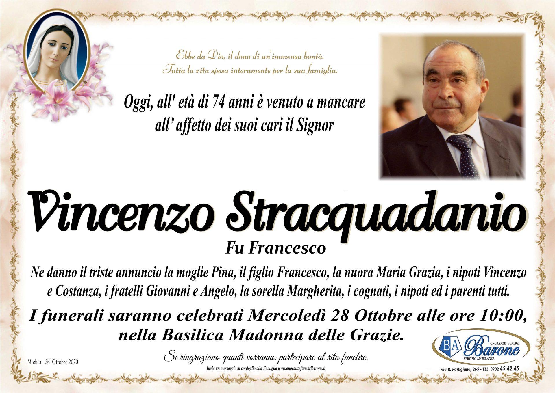 Vincenzo Stracquadanio