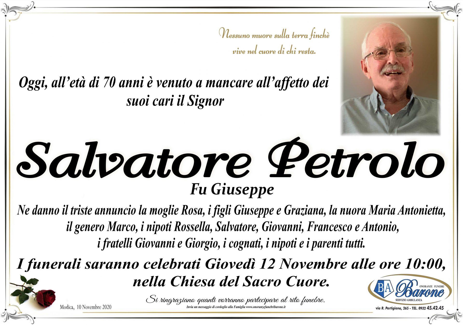 Salvatore Petrolo