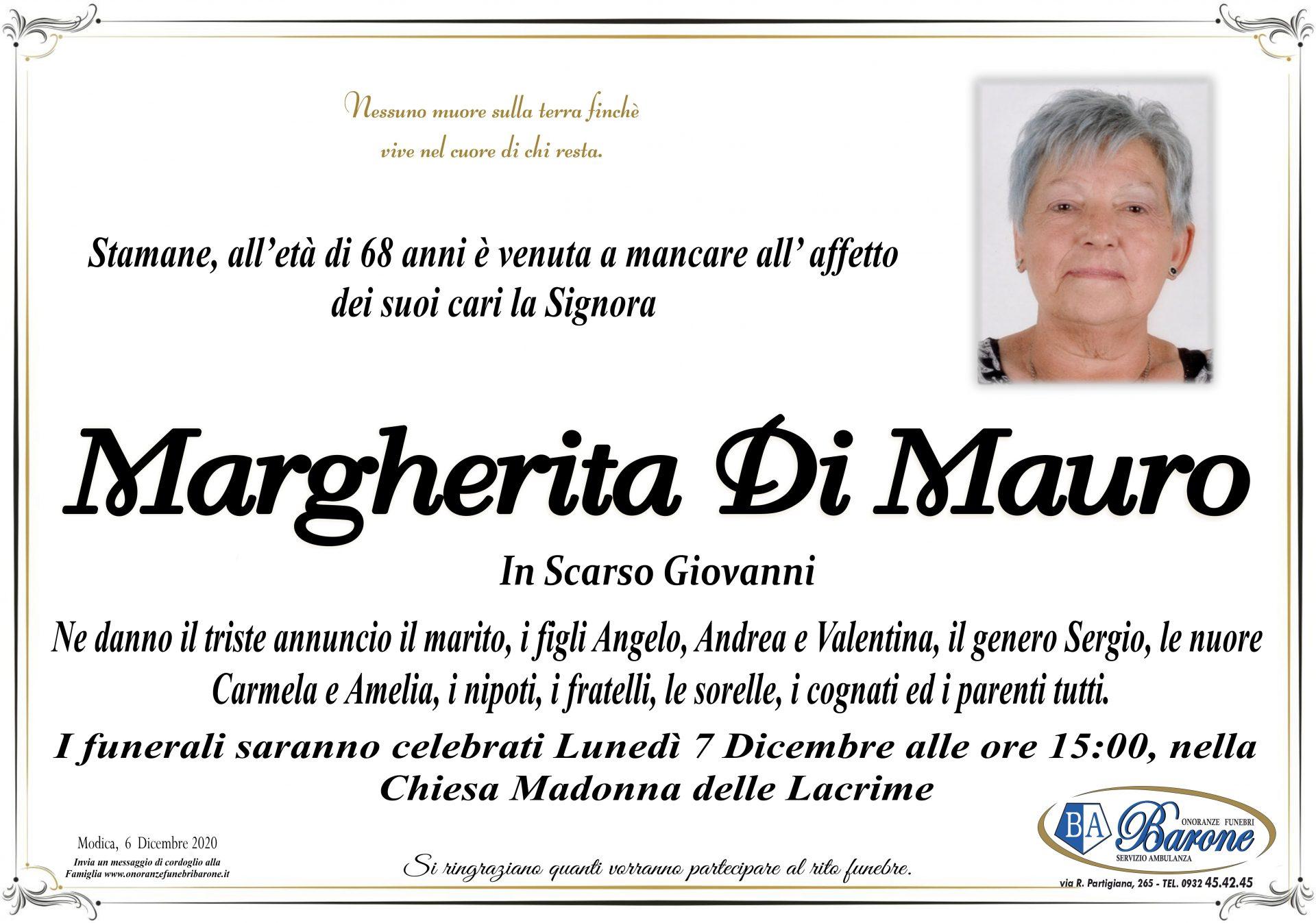 Margherita Di Mauro