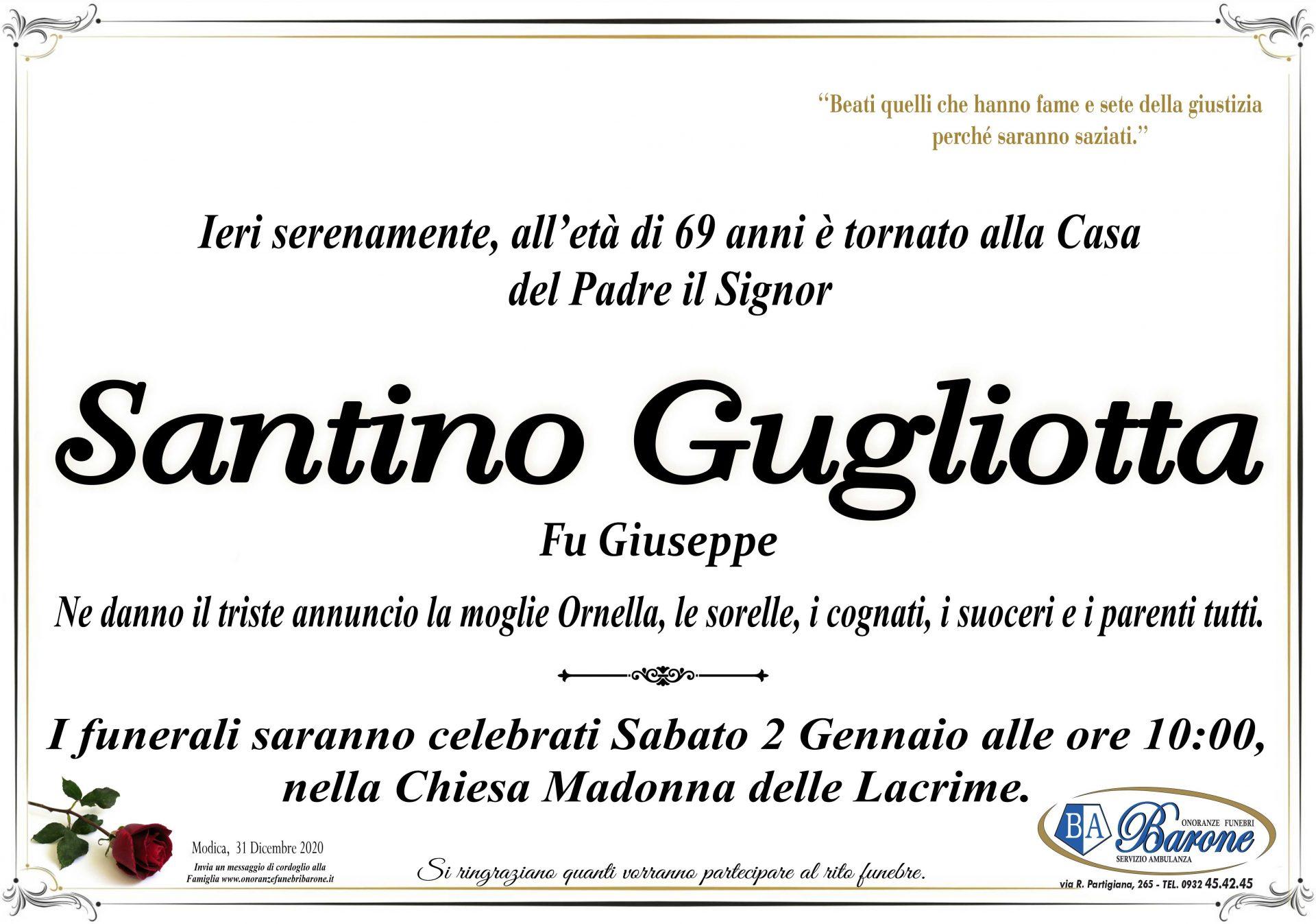 Santino Gugliotta