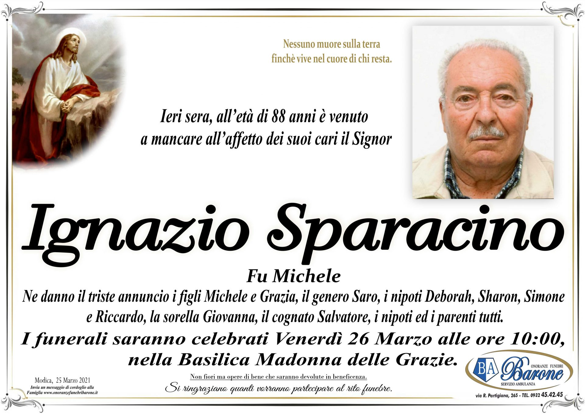 Ignazio Sparacino